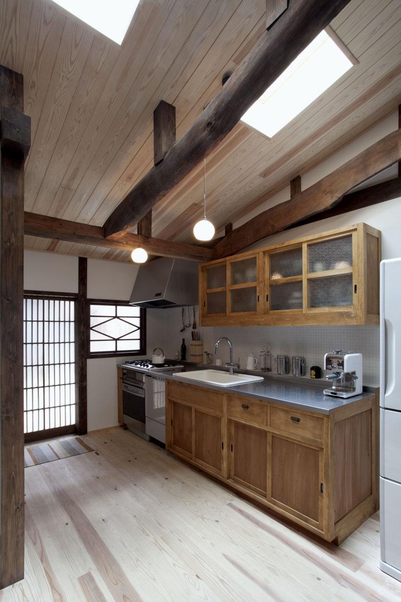 スタジオ侶居 キッチン