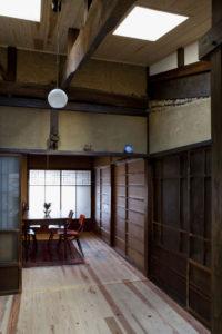 スタジオ侶居 土壁と珪藻土クロス