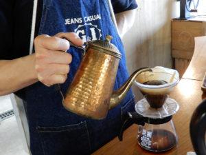 エジソン休憩所 コーヒー