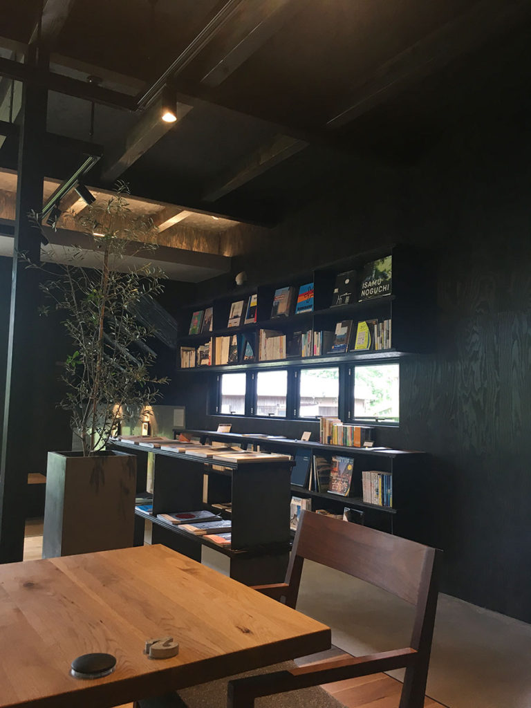 三重県伊勢市 カフェMARCI