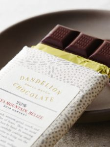 Restaurant Happy Mouth × Dandelion Chocolate