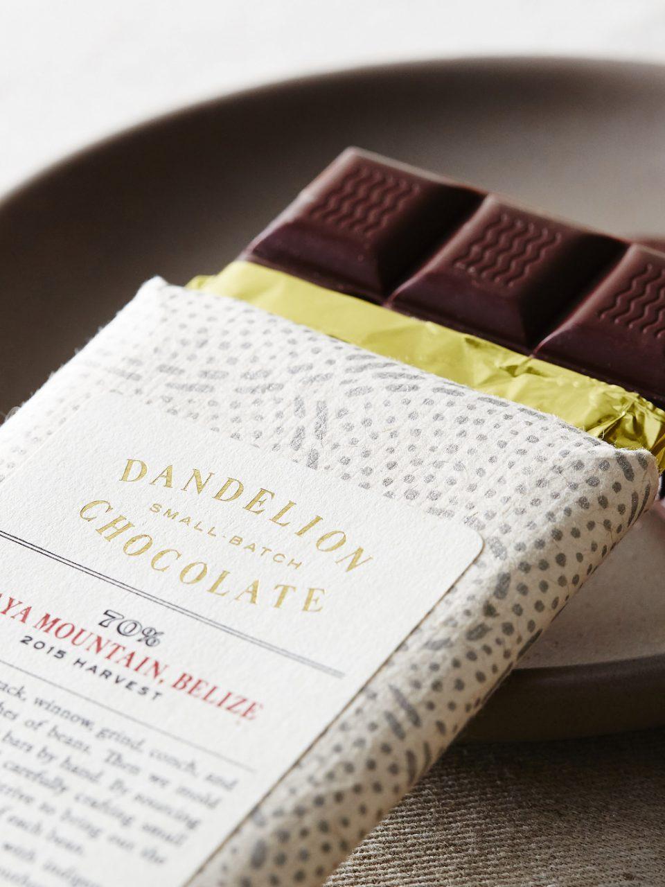 Restaurant Happy Mouth × Dandelion Chocolate
